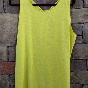 Loft sleeveless t-shirt